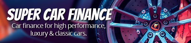 Car finance designed for you