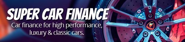 Car finance designed for you
